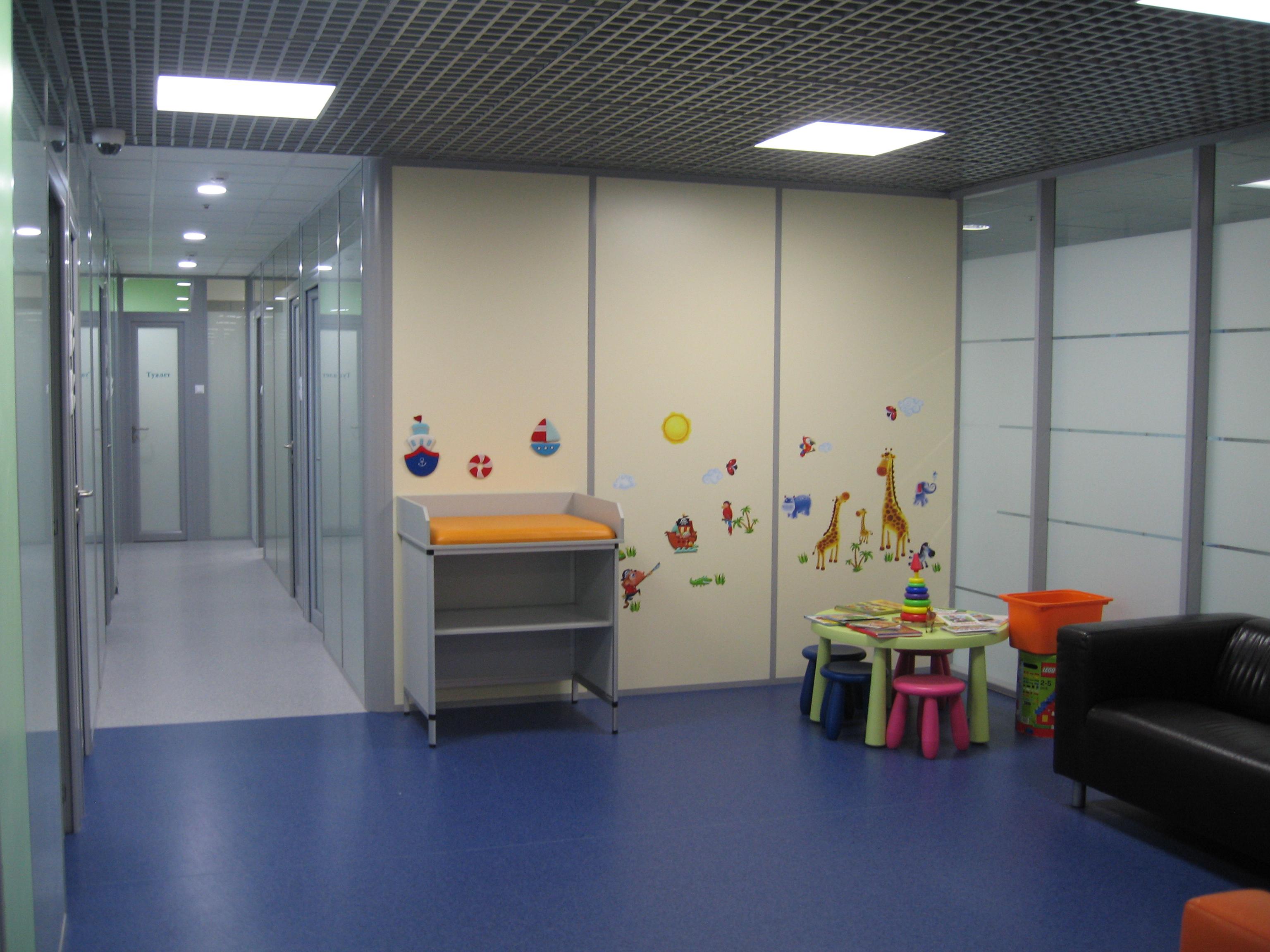 Детская клиника Доктор Анна